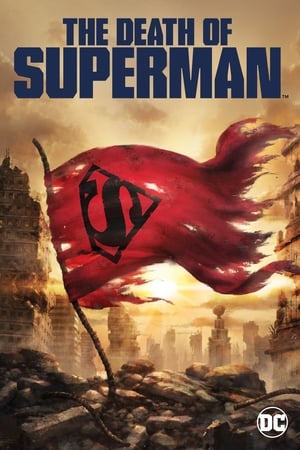 Poster Movie The Death of Superman 2018