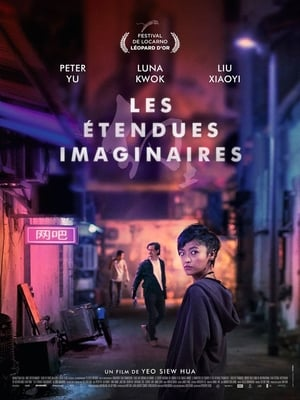 Poster Movie A Land Imagined 2019