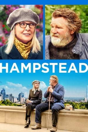 Poster Movie Hampstead 2017