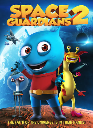 Poster Movie Space Guardians 2 2018