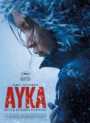 Poster Movie Ayka 2018