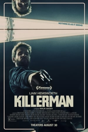 Poster Movie Killerman 2019