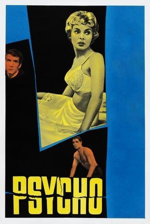 Poster Movie Psycho 1960
