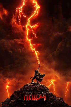 Poster Movie Hellboy 2019