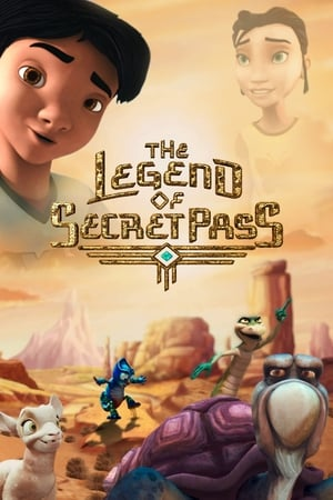 Poster Movie The Legend of Secret Pass 2019