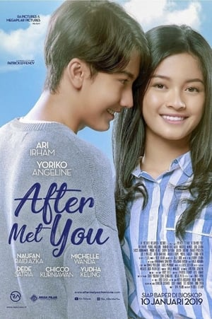 Poster Movie After Met You 2019