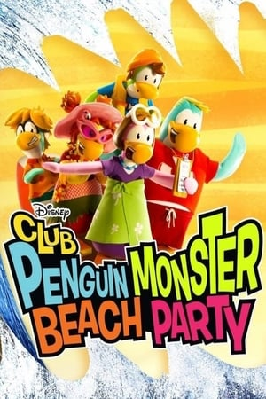 Image Club Penguin Monster Beach Party