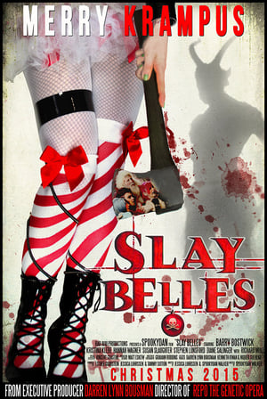 Poster Movie Slay Belles 2018