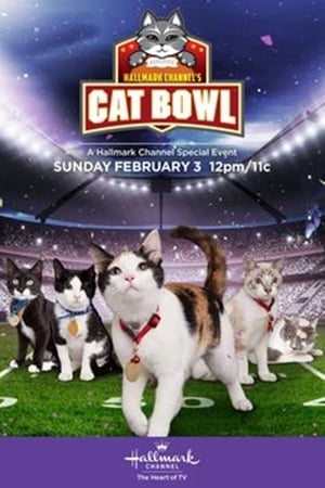 Poster Movie Hallmark Channel's 1st Annual Cat Bowl 2019