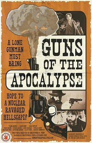 Poster Movie Guns of the Apocalypse 2018