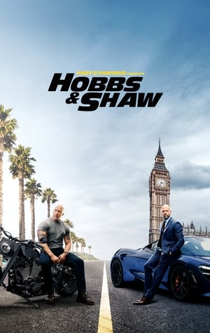 Poster Movie Fast & Furious Presents: Hobbs & Shaw 2019