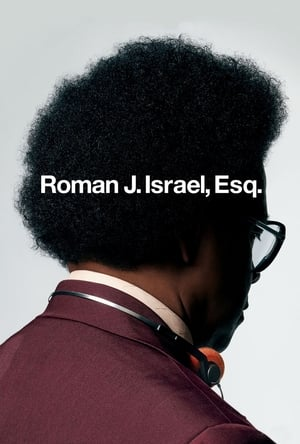 Poster Movie Roman J. Israel, Esq. 2017