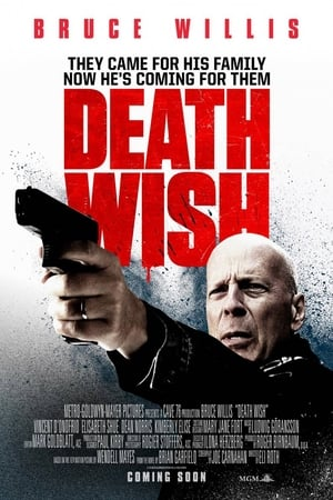 Poster Movie Death Wish 2018