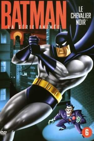 poster Batman: The Animated Series