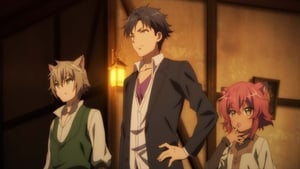 High School Prodigies Have It Easy Even in Another World!