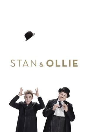Poster Movie Stan & Ollie 2018
