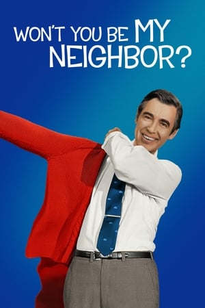 Poster Movie Won't You Be My Neighbor? 2018