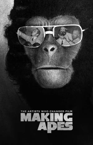 Poster Movie Making Apes: The Artists Who Changed Film 2019