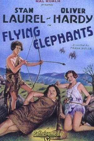 Image Flying Elephants