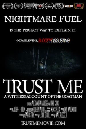 Image Trust Me: A Witness Account of The Goatman