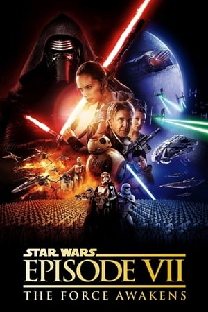 poster Star Wars: The Force Awakens