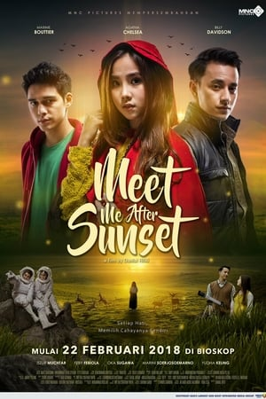 Poster Movie Meet Me After Sunset 2018