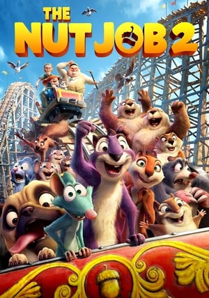 Watch Full Movie Online The Nut Job 2: Nutty by Nature (2017)