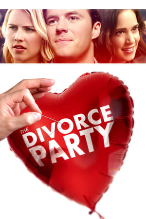 Poster Movie The Divorce Party 2019
