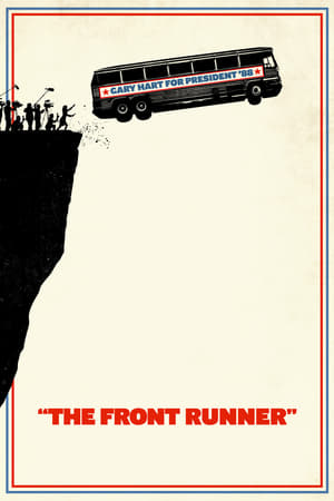 Poster Movie The Front Runner 2018