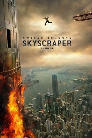 Poster Movie Skyscraper 2018