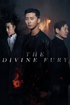 Poster Movie The Divine Fury 2019