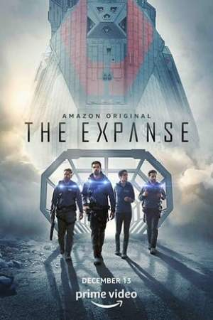 poster The Expanse