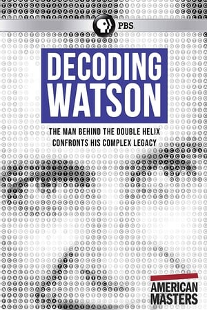 Poster Movie Decoding Watson 2019