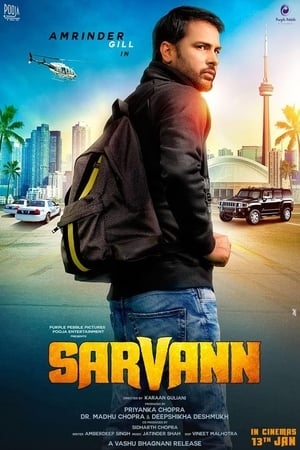 Poster Movie Sarvann 2017
