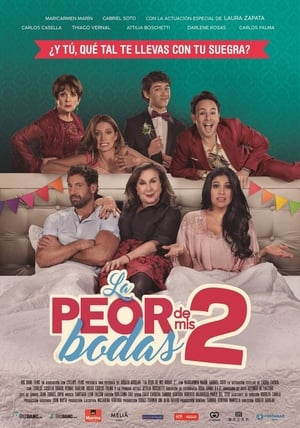 Poster Movie La Peor de Mis Bodas 2 2019