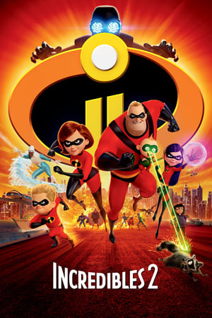 Poster Movie Incredibles 2 2018