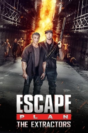 poster Escape Plan: The Extractors