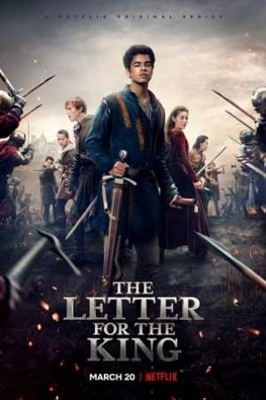 poster The Letter for the King