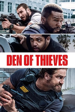 Poster Movie Den of Thieves 2018