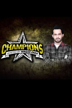 Champions With Waqar Zaka
