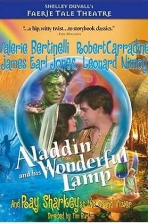 Image Aladdin and His Wonderful Lamp