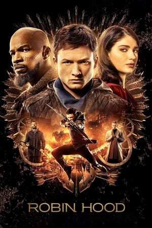 Poster Movie Robin Hood 2018