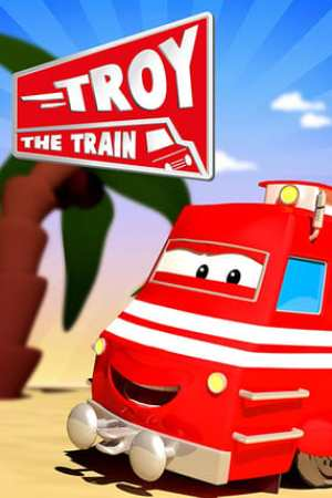 Image Troy the Train of Car City