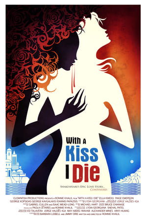 Poster Movie With A Kiss I Die 2018