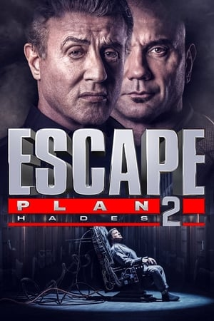 Poster Movie Escape Plan 2: Hades 2018