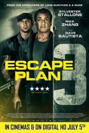 Escape Plan: The Extractors