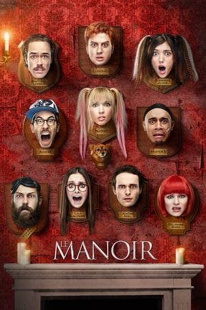Poster Movie The Mansion 2017