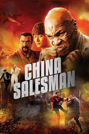 Poster Movie China Salesman 2017