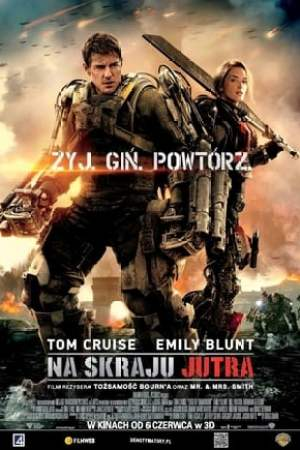 poster Edge of Tomorrow