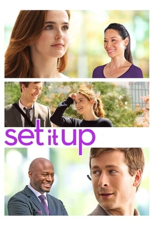 Poster Movie Set It Up 2018